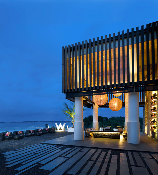 Luxus Hotel in Thailand