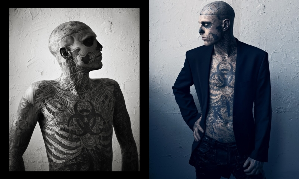 rick genest das lebendige skelett swabble swabble. Black Bedroom Furniture Sets. Home Design Ideas